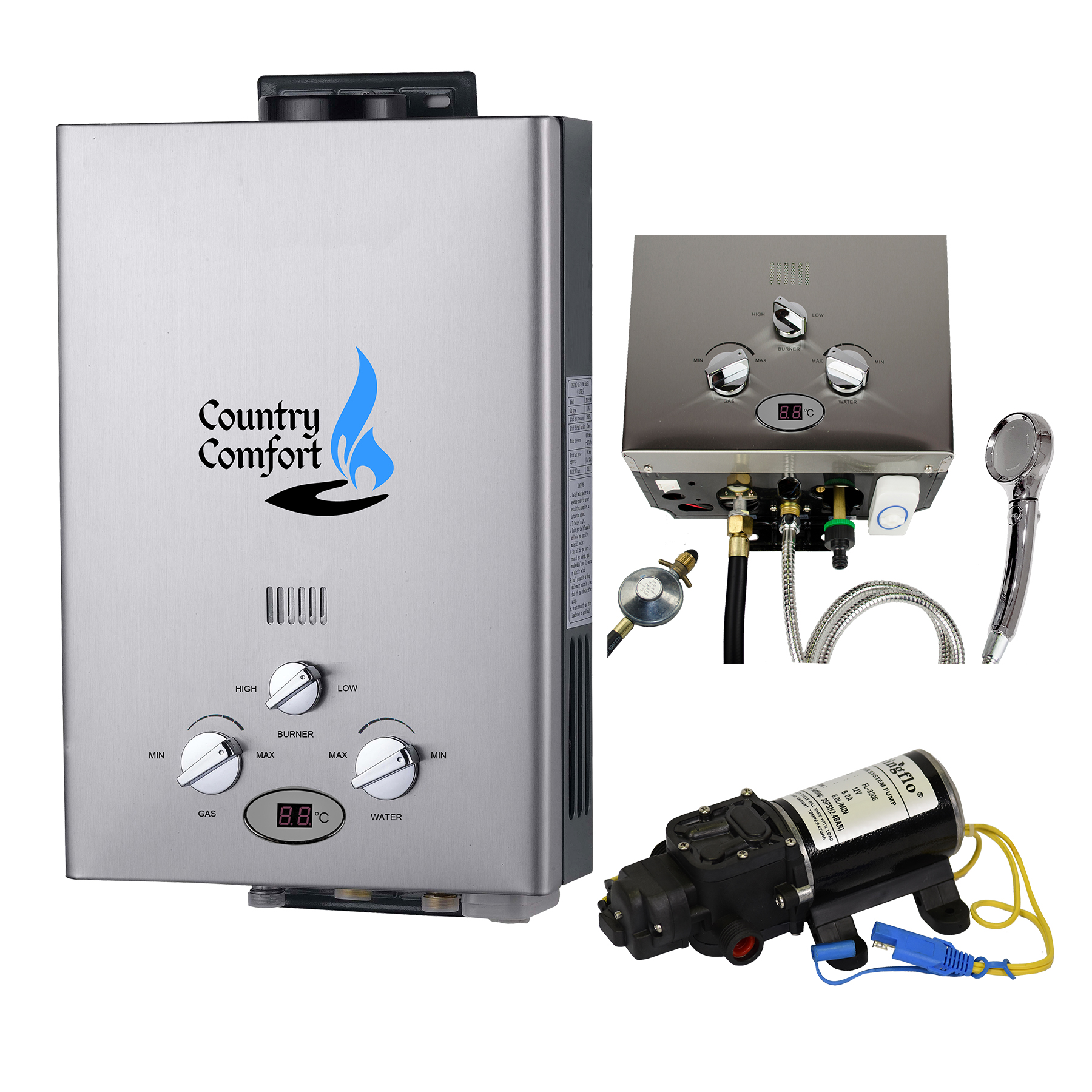 Hot Water Heater Packages