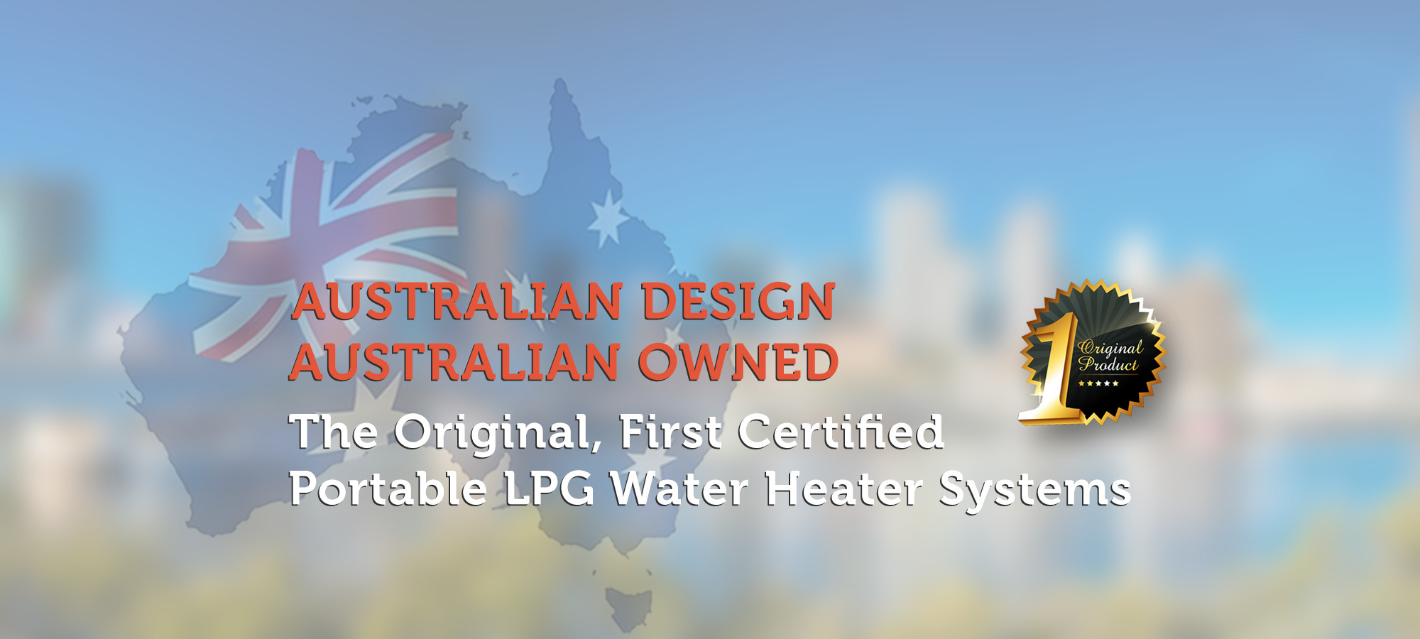 Australian Owned & Designed
